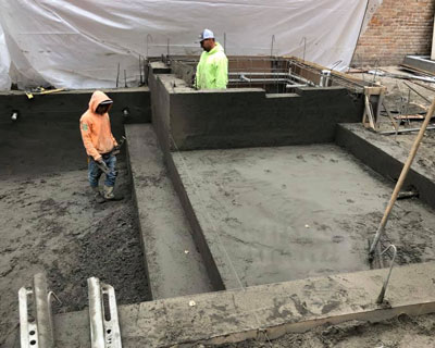 Pool Construction Bay St Louis, MS